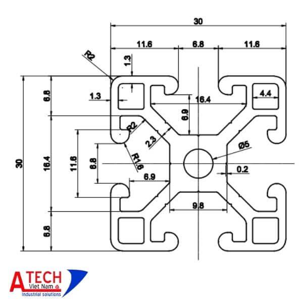 Thông-số-kỹ-thuật-nhôm-định-hình-30x30-R2