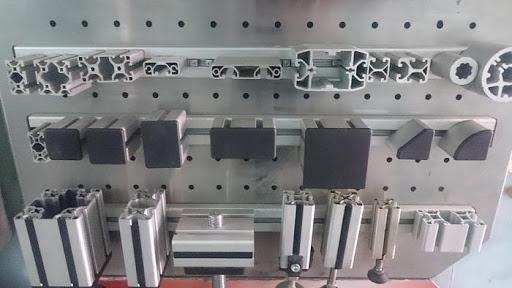 nhôm định hình CNC