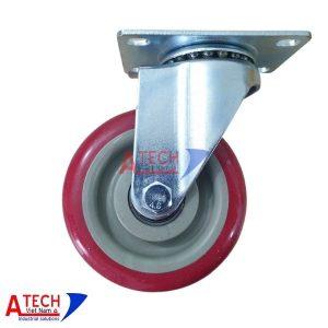 Banh-xe-mat-bich-xoay-D100-mm