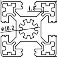 AL45x45
